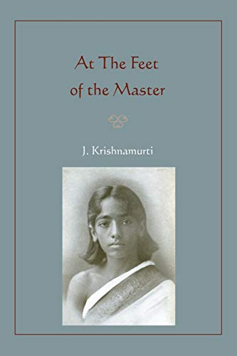 9781578989195: At The Feet of the Master