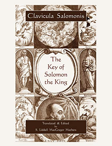 9781578989218: The Key of Solomon the King (Clavicula Salomonis)