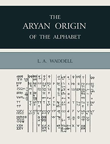 9781578989416: The Aryan Origin of the Alphabet