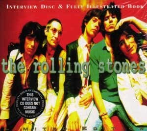 9781578990061: Rolling Stones: Fully Illustrated Book & Interview Disc