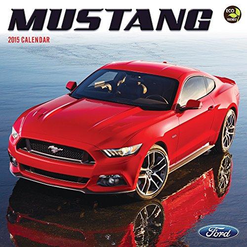 9781579002893: Mustang 2015 Calendar