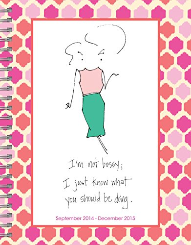 9781579004026: 2015 Mary Phillips 16 Month Spiral Planner