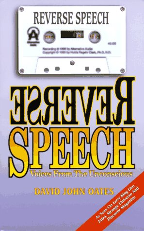 9781579010003: Reverse Speech : Voices of the Unconscious (Examples Cassette Included)