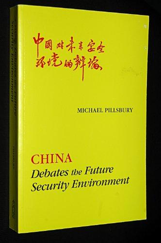 9781579060244: China Debates the Future Security Environment