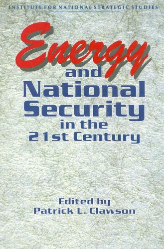 9781579060268: Energy and National Security in the 21St Century
