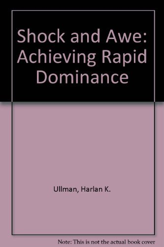 9781579060305: Shock and Awe: Achieving Rapid Dominance