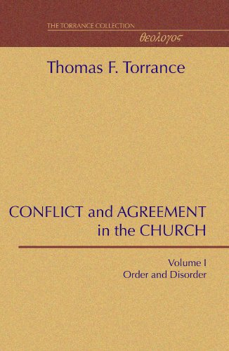 9781579100063: Conflict and Agreement In the Church