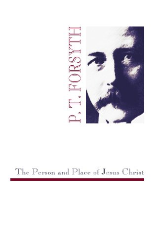 9781579100162: The Person and Place of Jesus Christ