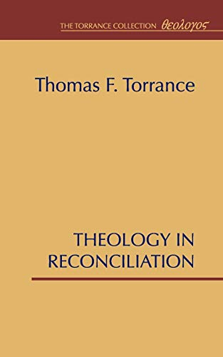 9781579100230: Theology in Reconciliation