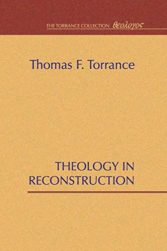9781579100247: Theology in Reconstruction