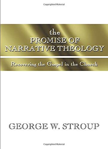 9781579100537: The Promise of Narrative Theology
