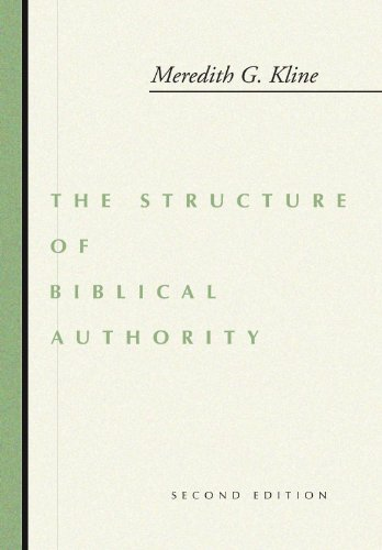 9781579100698: The Structure of Biblical Authority