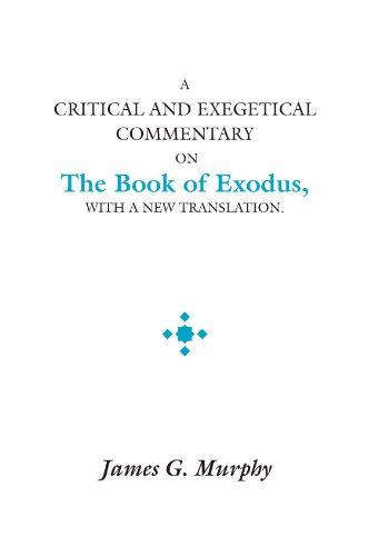 exegitical on exodus Matthew henry's commentary – exodus the greek translators called this book exodus (which signifies a departure or going out.