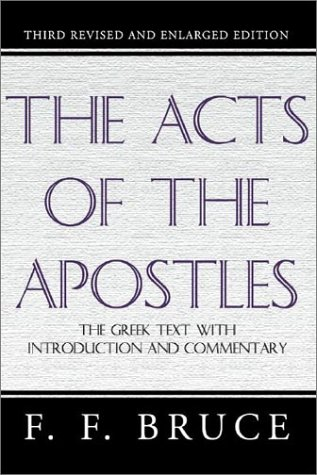9781579101848: The Acts of the Apostles:ÊGreek Text with Introduction and Commentary