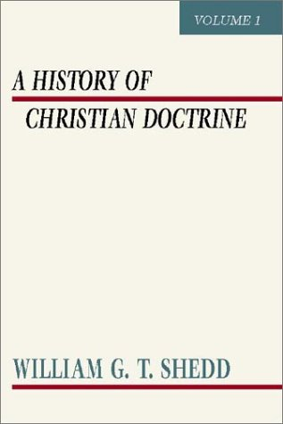 9781579101855: A History of Christian Doctrine, 2 Volumes