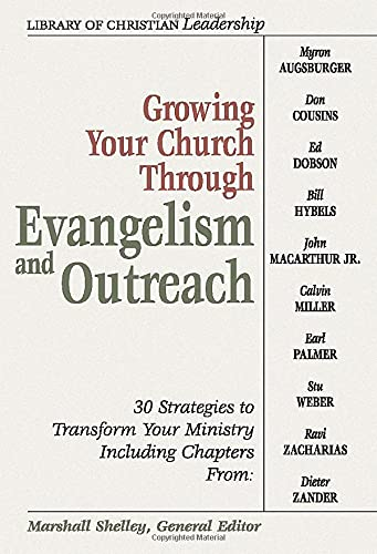 9781579102067: Growing Your Church Through Evangelism and Outreach