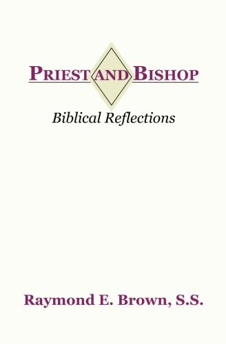 9781579102777: Priest and Bishop