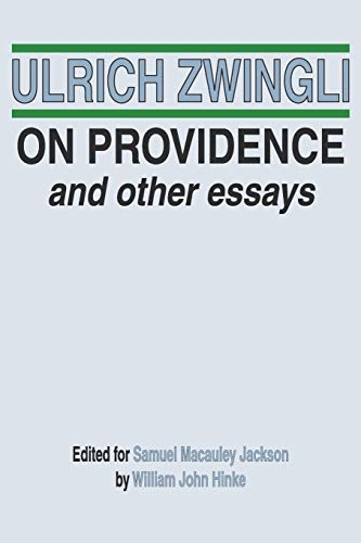 9781579102968: On Providence and Other Essays