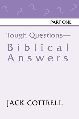 9781579103057: Tough Questions - Biblical Answers Part I: