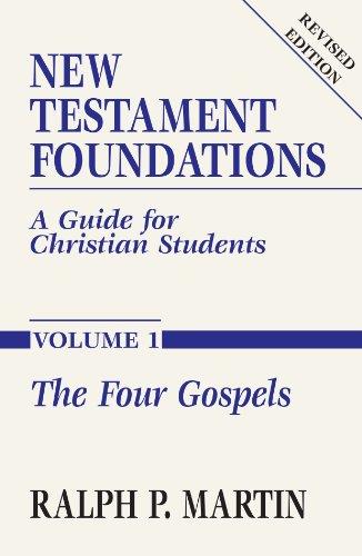 9781579103101: New Testament Foundations, Vol. 1