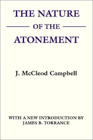 9781579103200: The Nature of the Atonement