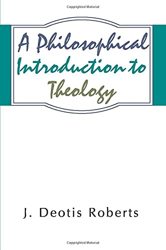 9781579104559: Philosophical Introduction to Theology: