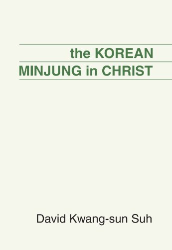 The Korean Minjung in Christ:: Kwang-sun Suh, David