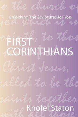 First Corinthians: Staton, Knofel