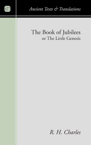 9781579105310: The Book of Jubilees: Or the Little Genesis