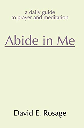 9781579106454: Abide in Me: A Daily Guide to Prayer and Meditation