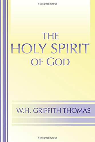 9781579107246: The Holy Spirit of God: