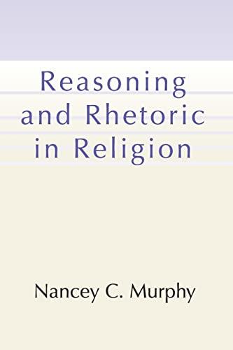 9781579107727: Reasoning and Rhetoric in Religion: