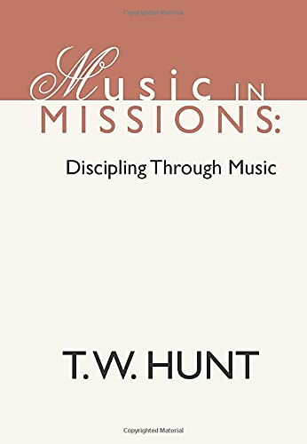9781579108588: Music in Missions: Discipling Through Music: