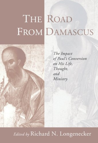 9781579108649: The Road from Damascus: The Impact of Paul's Conversion on His Life, Thought, and Ministry