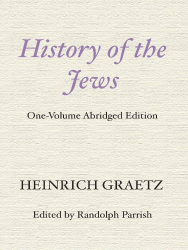 9781579108939: A History of the Jews