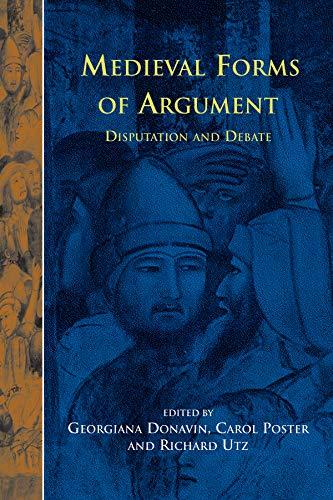 9781579109165: Medieval Forms of Argument