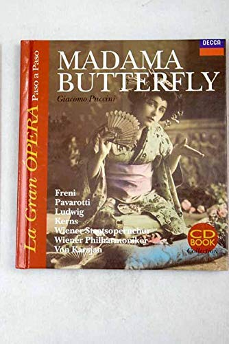 9781579120191: Madame Butterfly: Giacomo Puccini (Black Dog Opera Library)