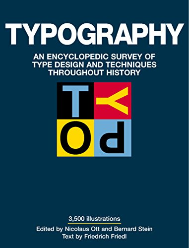 9781579120238: Typography: An Encyclopedic Survey of Type Design and Techniques throughout History
