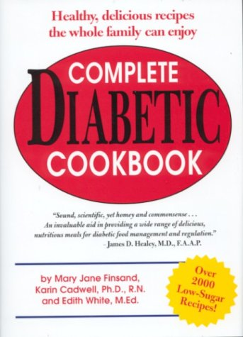 Complete Diabetic Cookbook: Finsand, Mary Jane,