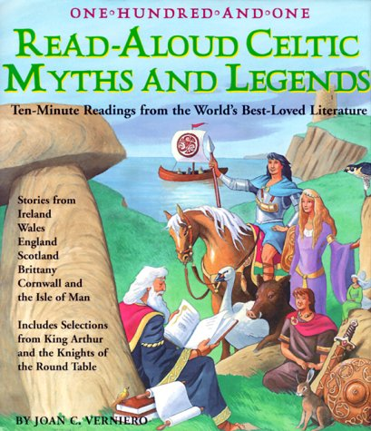 9781579120986: One-Hundred-and-One Celtic Read-Aloud Myths & Legends