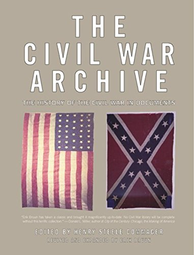 The Civil War Archive: The History of: Henry Steele Commager