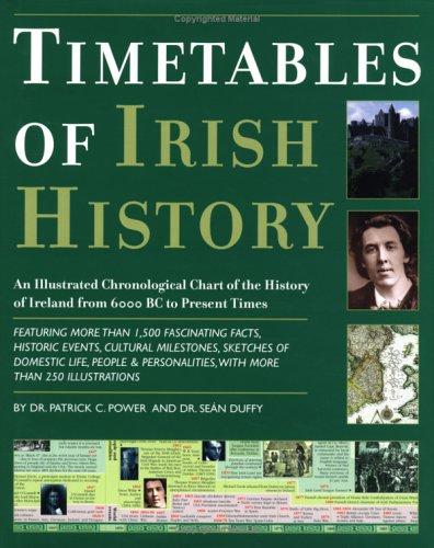 Timetables of Irish History: Dr. Patrick C.
