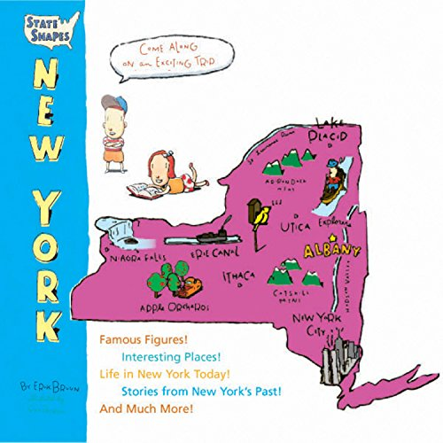 New York (State Shapes): Bruun, Erik A.