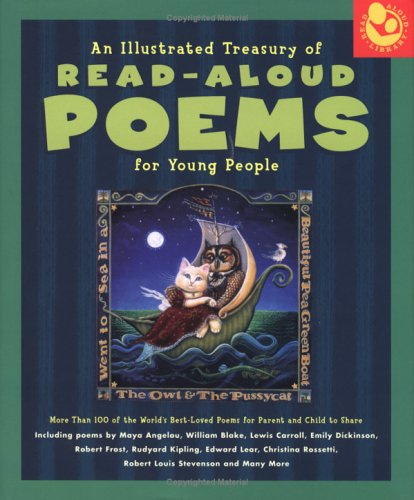 9781579122898: Illustrated Treasury Of Read-Aloud Poems For Young People (Read Aloud Library)