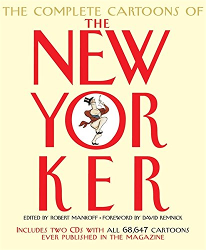 The Complete Cartoons of the New Yorker.: Mankoff, Robert, Ed.