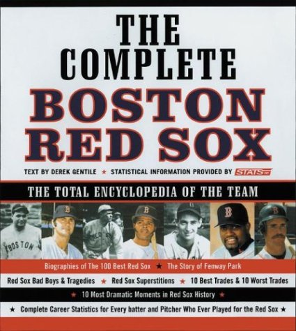 9781579123239: Complete Boston Red Sox