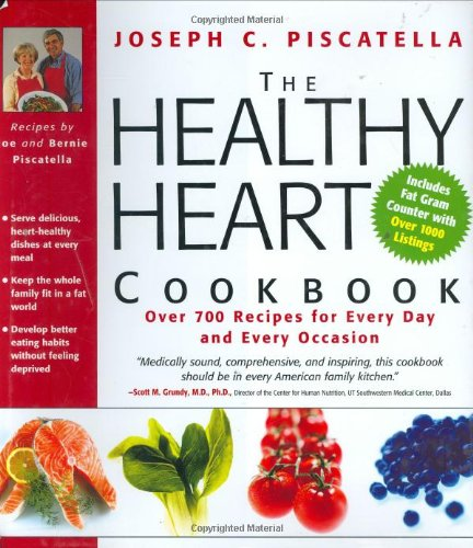 9781579123307: Healthy Heart Cookbook: Over 700 Recipes for Every Day and Every Occasion