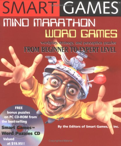 9781579123635: Smart Games: Mind Marathon Word Games: Wordplay, Strategy and Perception Puzzles from Beginner to Expert Level