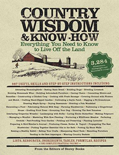 9781579124977: Country Wisdom & Know-How