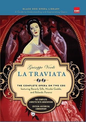 9781579125073: La Traviata (Book and CD's): Black Dog Opera Library